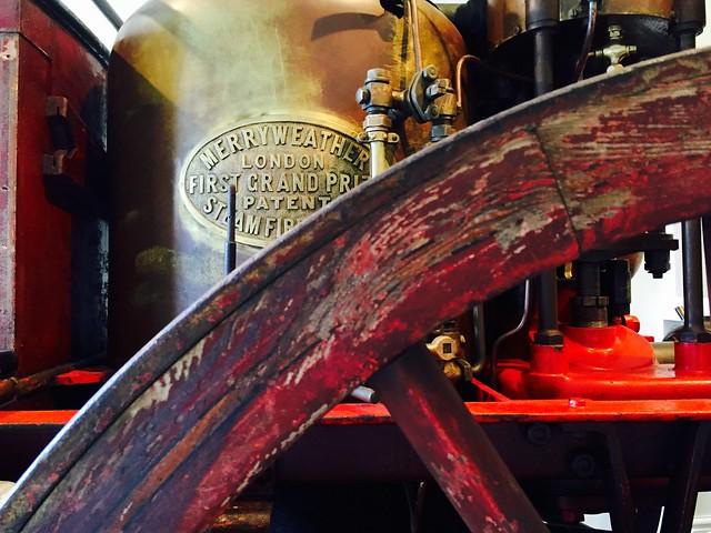 Penrhyn Castle Fire Truck