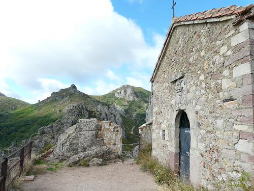Ermita S. Froilán en Valdorria