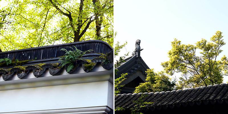 Chinese Garden Details