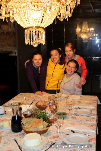 37 - Невероятные приключения москвичек в Каштелу Бранку - quinta