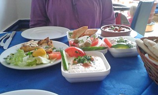 Bar Meze - Lunch with Mel