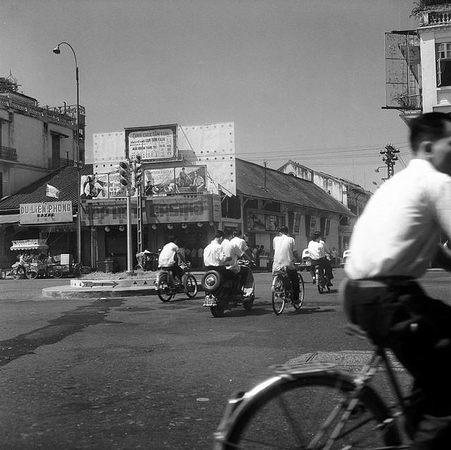 CHOLON 1961 - Rạp hát CASINO tại góc Đồng Khánh-Tổng Đốc Phương
