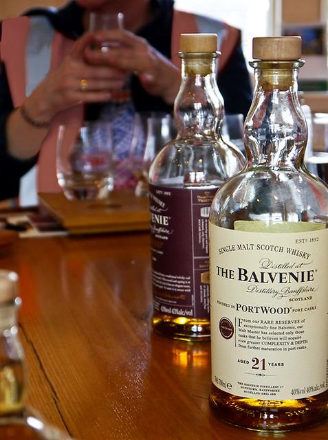 photo - Balvenie PortWood Single Malt Scotch