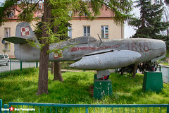 1616 - xxx - Polish Air Force - Yakovlev Yak-23 - Bielany, Poland - 160423 - Steven Gray - IMG_4378_HDR