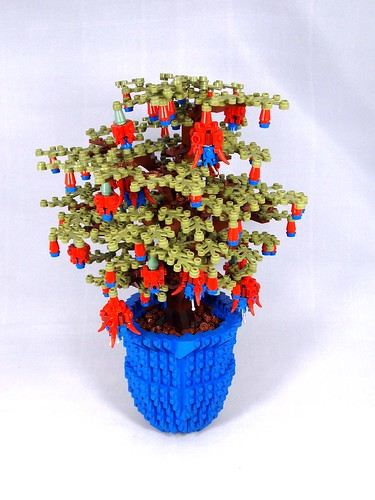LEGO Fuchsia 'David'