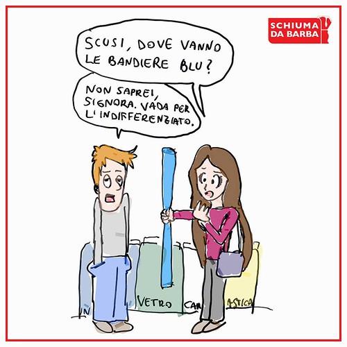 Vignetta a cura di Schiuma da Barba - Il Maestrale
