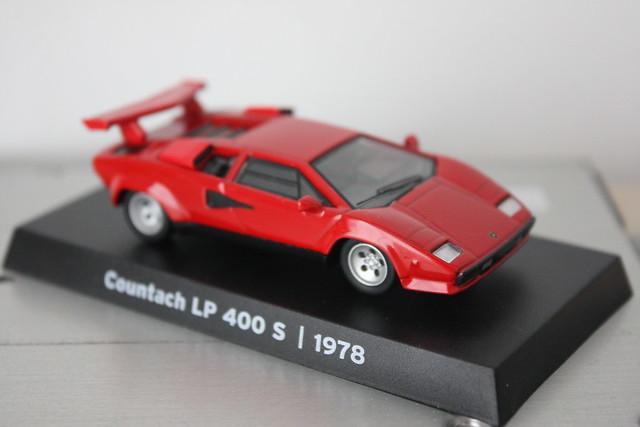 [Grani&Partners x 7-11.TW] Lamborghini Countach LP 400 S(1978)