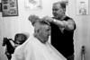 An Italian barbers