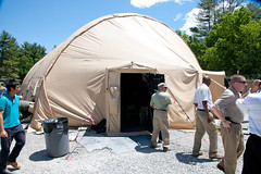 Future base camps will sip fuel and water, cut waste