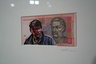 Ukraine anti-war art