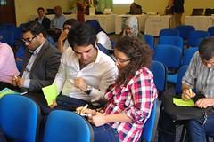 Atelier sur les technologies de l'information et de la communication (TIC) dans le secteur agricole tunisien (ND- nadine Guenther/GIZ)