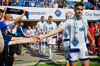 WFC2 Inaugural Home Match
