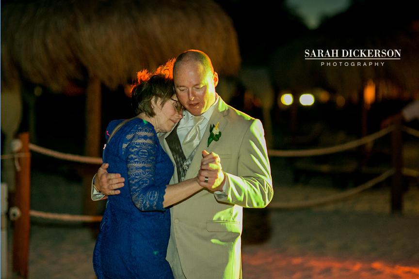 Sarah chamberlain wedding
