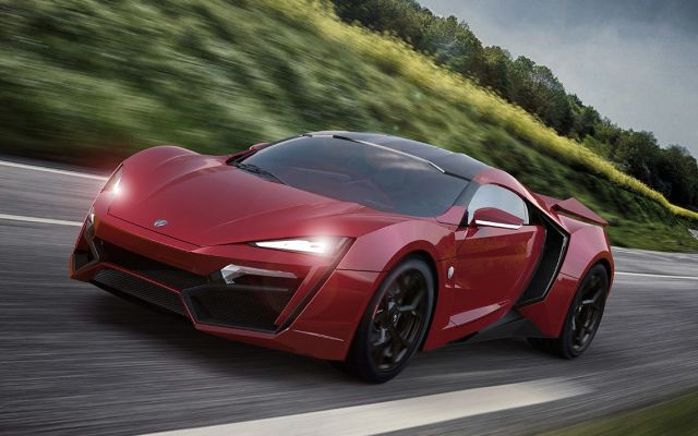 Lykan Hypersport è protagonista di Fast and Furious 7