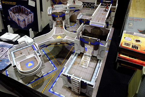 PlastCraft Terrain at Salute 2015