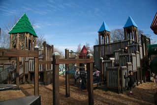Castle Park (N Rose Hill Woodlands Park) - Kirkland, WA