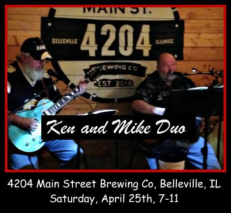 Ken and Mike Duo 4-25-15