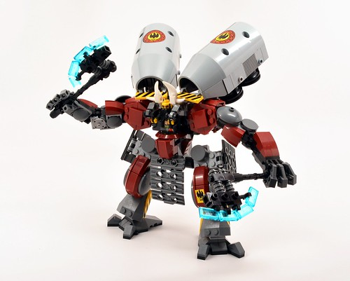 'Berserker' Rapid Assault Mech