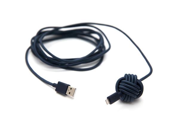 超酷!不一樣的 Native Union 創新傳輸線 Key Cable / Night Cable / Belt Cable @3C 達人廖阿輝