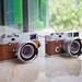 Leica M-P Special & Leica MP Hermés by rayyen20092001