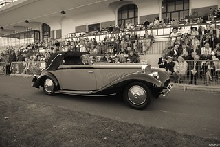 1934 Bentley Derby 3.5l DHC ellner