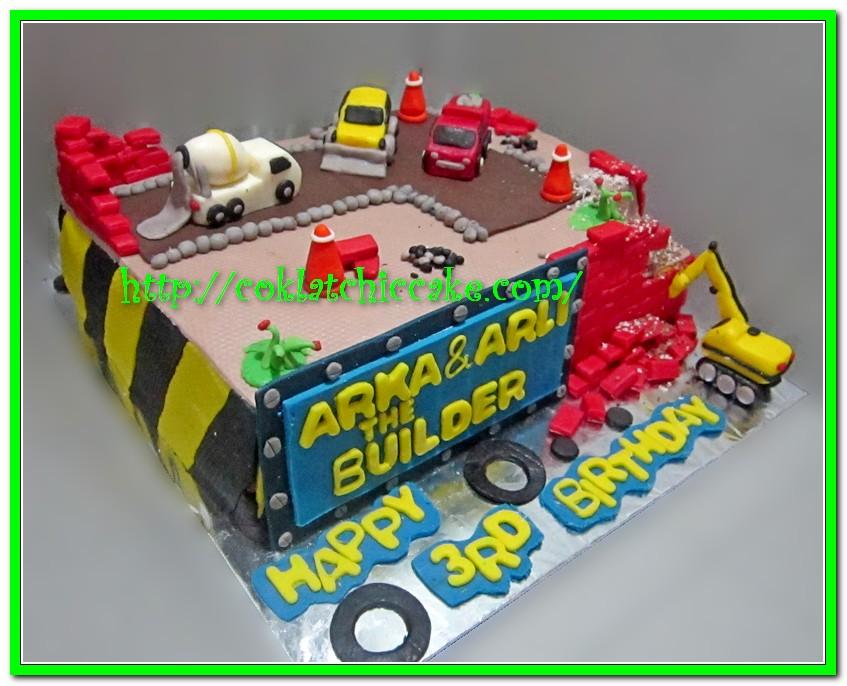 Cake Bob the Builder