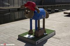 PADDINGTON SHAUN No.48 - Shaun The Sheep - Shaun in the City - London - 150423 - Steven Gray - IMG_0078