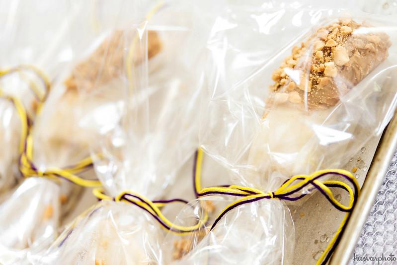 frozen banana and peanut butter kids snacks #SidelineHero #CollectiveBias