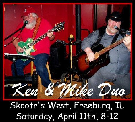 Ken & Mike Duo 4-11-15