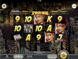 Spider-Man: Attack of the Green Goblin Mobile slot game online review