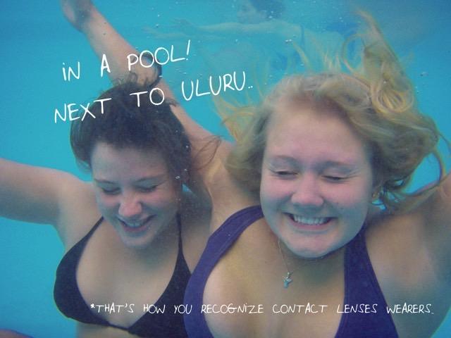 Uluru Pool Campground