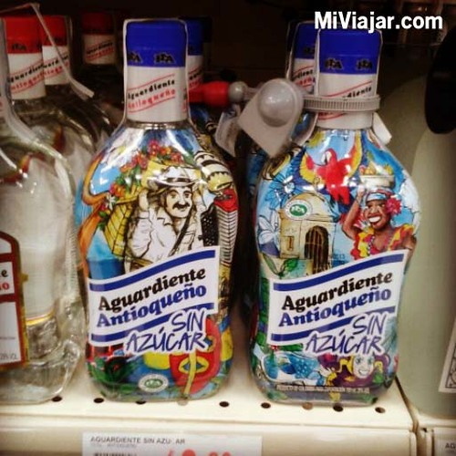 aguardiente colombiano