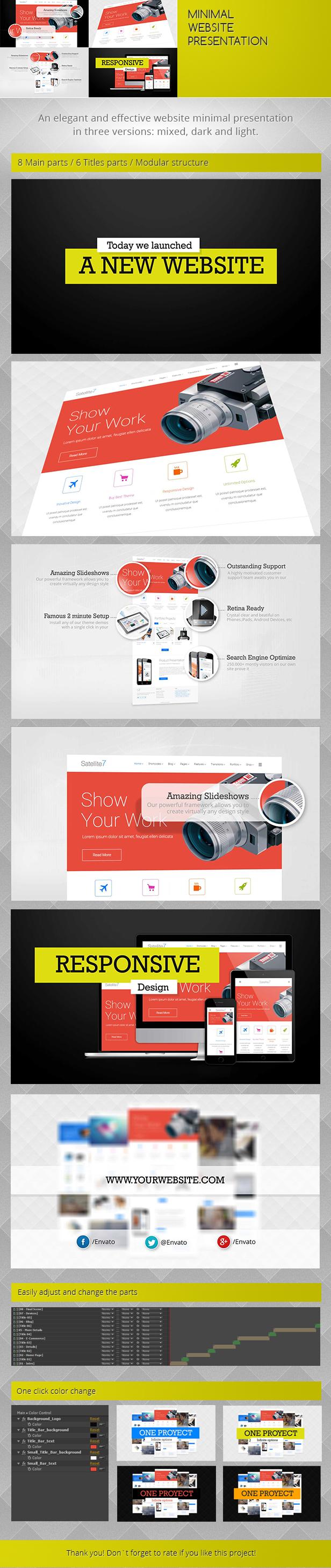 minimal-website-presentation-temaplate-wordpress-frames