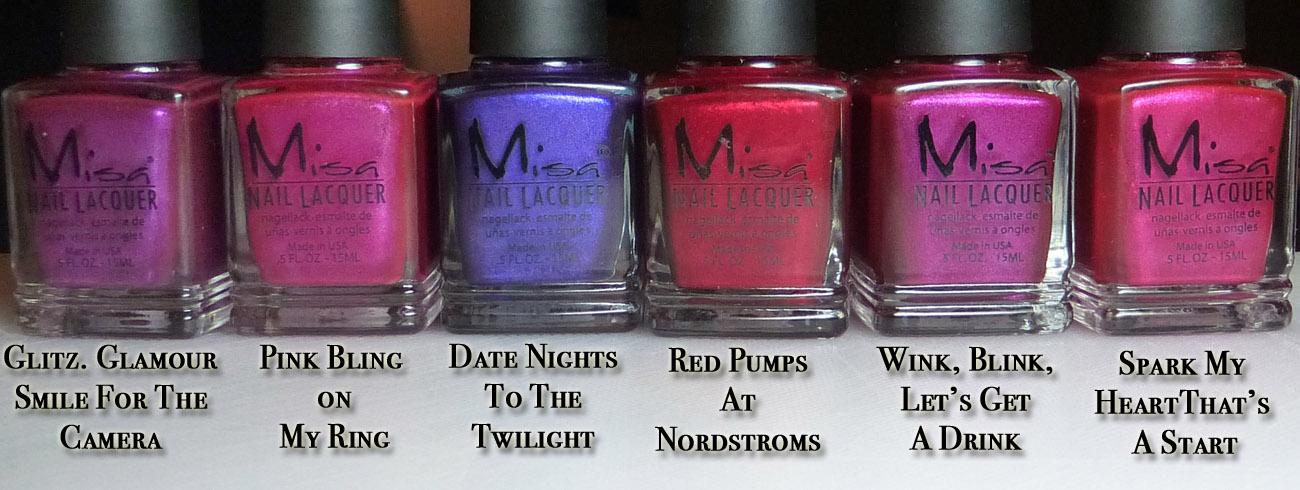 Paillette: a little nail polish journal: Misa Spark My Interest ...