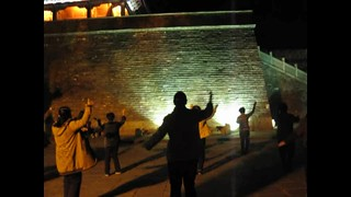 Dancing in Dali