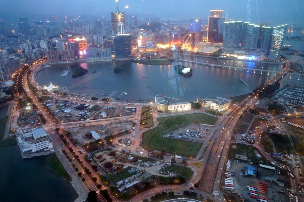 Macau Tower - sightseeing - bungee jumping