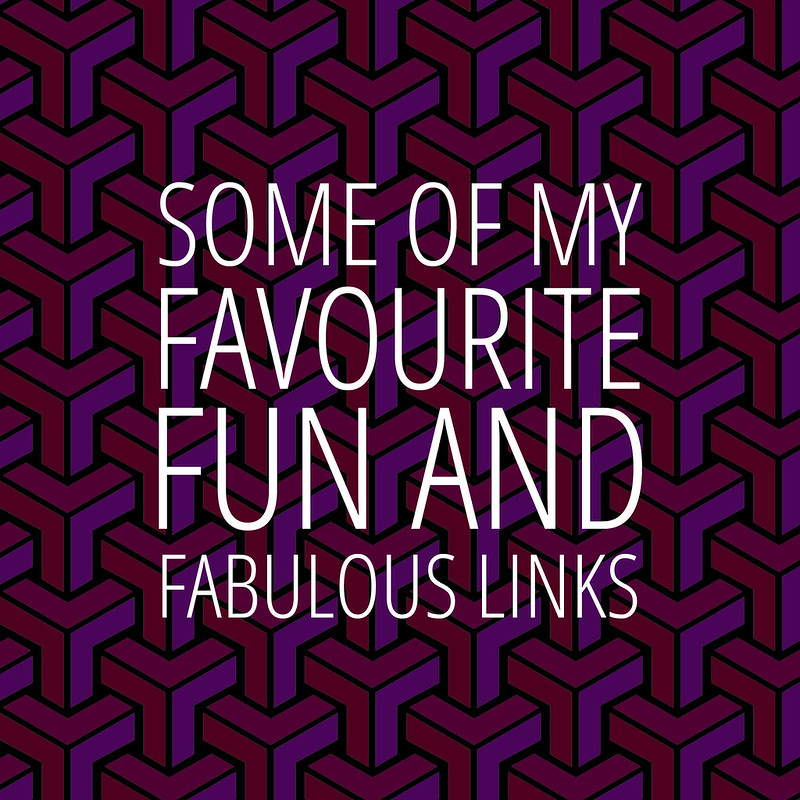 Some of my favourite fun and fabulous links - April 2015