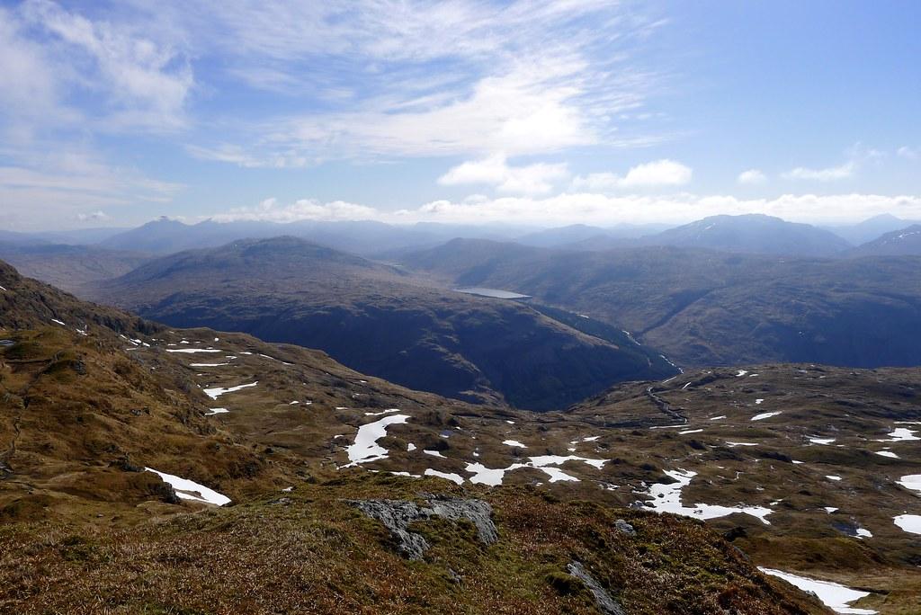 Crianlarich Hills and An Lairige