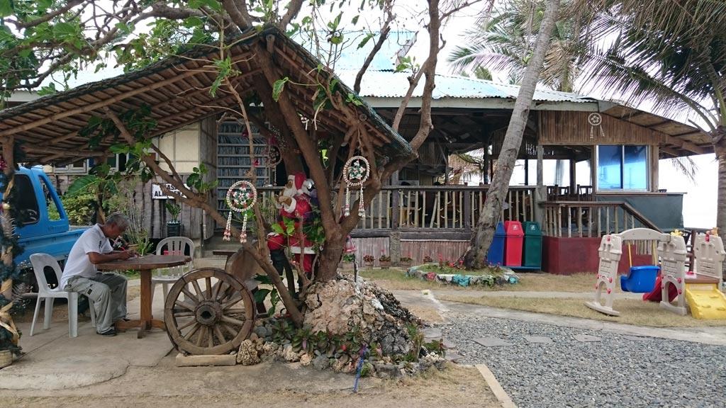 Caretaker of Casa Almarenzo