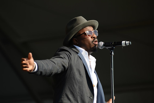 Anthony Hamilton. Photo by Leon Morris.