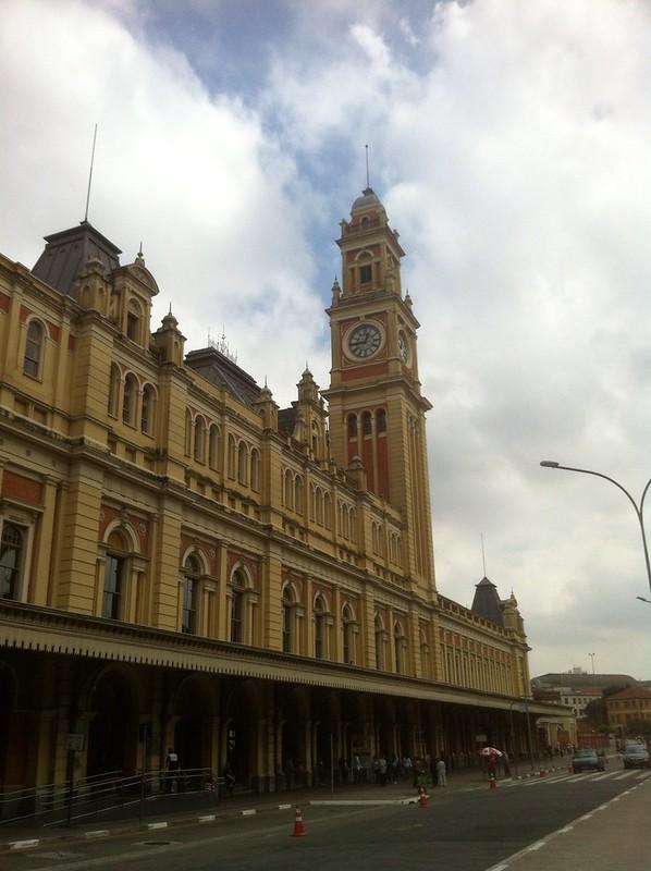 Luz station, São Paulo, Brazil