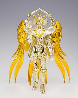 【更新官圖】聖鬪士聖衣神話EX 黃金聖鬪士 處女座沙加(神聖衣)