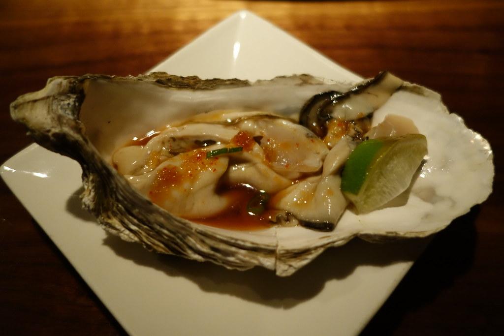 Jukai NYC - Oysters