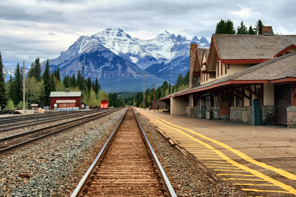 4 Train Journeys on My Bucket List