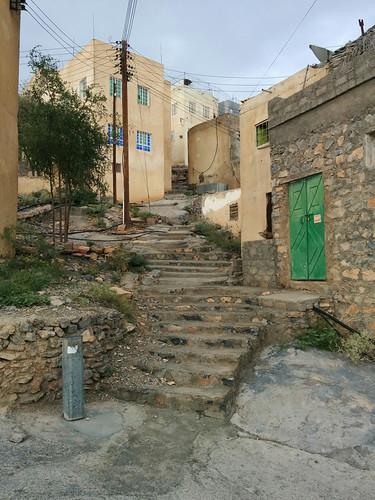 Misfah village