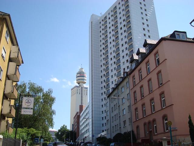 Franfurt a.M. - Hainer, Sony DSC-W200
