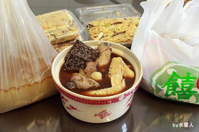 27653428564 074ea76aa6 b - 熱血採訪|台中西區【饎祕製古早味】向上市場熟食老攤,四神湯、什菜湯太讚啦!
