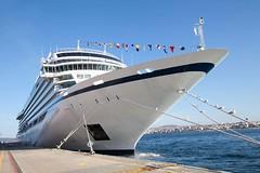 Viking Star docked in Istanbul