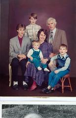 woodcock family - christopher angela andrew graham ian lewis