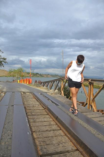 La Paz Bridge
